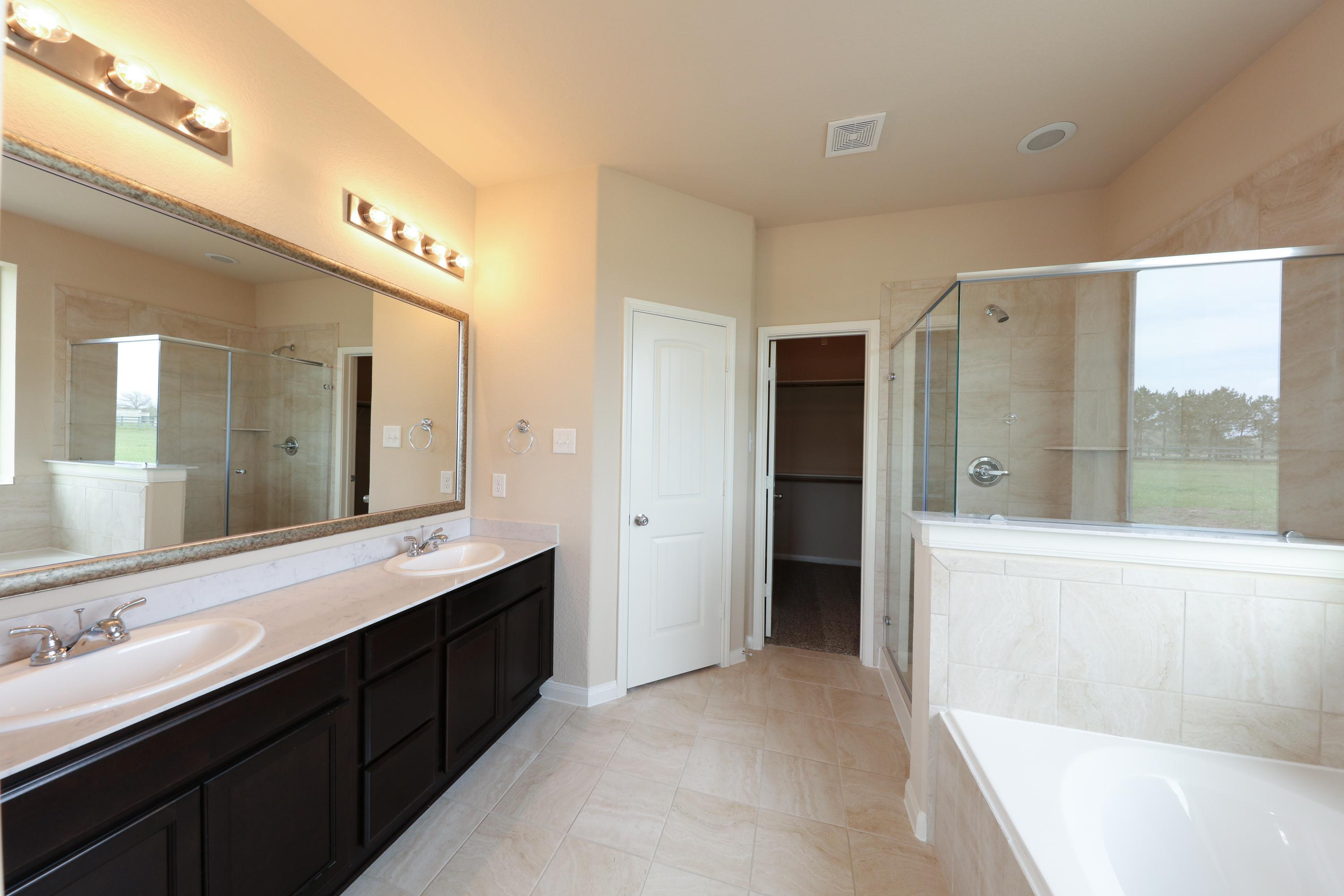 Bathroom featured in the Jackson By First America Homes in Beaumont, TX