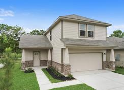 Caddo - Liberty Estates: Splendora, Texas - First America Homes
