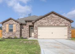 Adams - Santa Fe: Cleveland, Texas - First America Homes