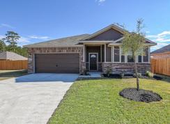 Lincoln - Cypress Point: Anahuac, Texas - First America Homes