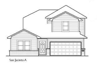 San Jacinto - Liberty Estates: Cleveland, Texas - First America Homes