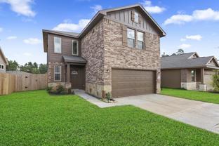 Palo Duro - Waukegan Way: Conroe, Texas - First America Homes