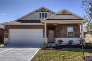 Washington - Splendora Fields: Splendora, Texas - First America Homes