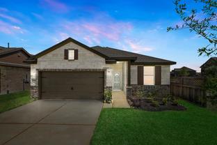 Wilson - Bernard Meadows: East Bernard, Texas - First America Homes