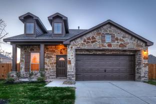 Yellowstone - Santa Fe: Cleveland, Texas - First America Homes