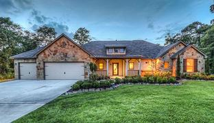 Madison - Deer Pines: Conroe, Texas - First America Homes