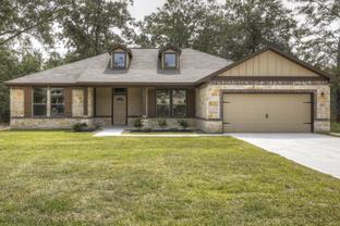 Rushmore - Deer Pines: Conroe, Texas - First America Homes