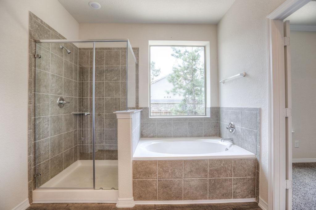 Bathroom featured in the Rushmore By First America Homes in Beaumont, TX