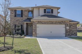 Polk - Splendora Fields: Splendora, Texas - First America Homes