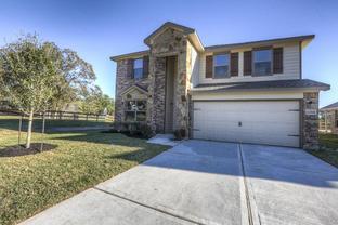 Eisenhower - Clear View Estates: Willis, Texas - First America Homes
