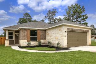 Hayes - Splendora Fields: Splendora, Texas - First America Homes