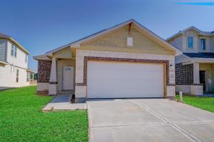 Kingsville - Caney Mills: Conroe, Texas - First America Homes