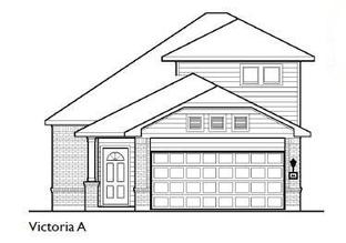 Victoria - Granger Pines: Conroe, Texas - First America Homes