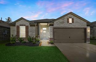 Truman - Bernard Meadows: East Bernard, Texas - First America Homes