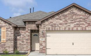 Santa Fe by First America Homes in Houston Texas