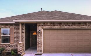 Mecom Way by First America Homes in Houston Texas
