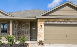 Liberty Estates by First America Homes in Houston Texas