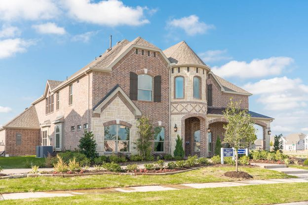 Avondale In Frisco Tx New Homes By First Texas Homes