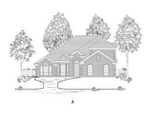 Brenton FSW - Estates of Cole Manor: Red Oak, Texas - First Texas Homes