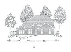 Brenton FSW - Inspiration: Wylie, Texas - First Texas Homes