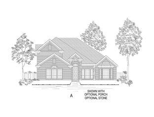 Brenton R (Standard) - Heron's Bay Estates: Garland, Texas - Gallery Custom Homes
