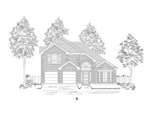 Brighton 44 F - Heron's Bay Estates: Garland, Texas - Gallery Custom Homes