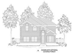 Cooper I FS - Silver Creek Meadows: Desoto, Texas - First Texas Homes
