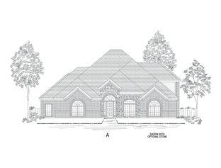 Covington FS - Parker Ranch: Allen, Texas - Gallery Custom Homes