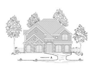 Crestfield FSW (w/Media) - Woodbridge Estates: Wylie, Texas - Gallery Custom Homes
