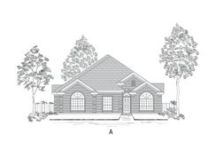Dallas R (w/Media) - Silver Creek Meadows: Desoto, Texas - First Texas Homes