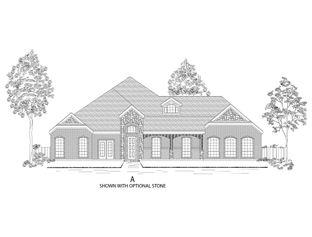 Falcon FS (w/Media) - Estates of Cole Manor: Red Oak, Texas - First Texas Homes