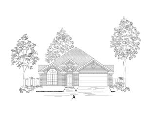 Hayward F - The Villages At Charleston: Glenn Heights, Texas - First Texas Homes