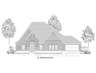 Horizon FS - Adkisson Ranch: Denton, Texas - Gallery Custom Homes