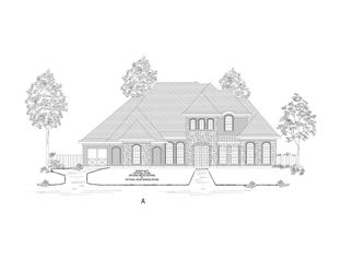 Hudson FS - Adkisson Ranch: Shady Shores, Texas - Gallery Custom Homes