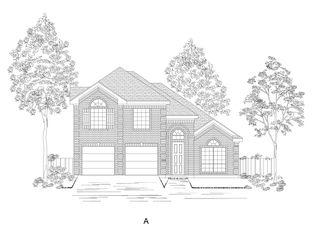 Malibu F - The Villages At Charleston: Glenn Heights, Texas - First Texas Homes