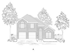 Malibu F - Willow Wood: McKinney, Texas - First Texas Homes