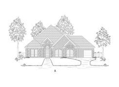 Milan II FS (Opt. Game) - Adkisson Ranch: Shady Shores, Texas - Gallery Custom Homes