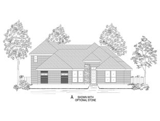 Monarch R (w/Game) - Heron's Bay Estates: Garland, Texas - Gallery Custom Homes
