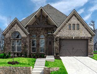75' Mulligan F @ LF - La Frontera: Fort Worth, Texas - First Texas Homes