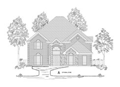 Northcrest FSW (w/Media) - Pemberley Estates: Mansfield, Texas - First Texas Homes