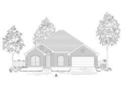 Sonoma F - The Villages of Hurricane Creek: Anna, Texas - First Texas Homes
