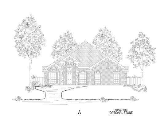 Waterford II FSW Plan, Red Oak, Texas 75154