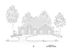 Waterford II FSW - Creeks of Legacy: Prosper, Texas - First Texas Homes