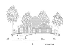 Waterford III FSW - Villages of Creekwood: Frisco, Texas - First Texas Homes