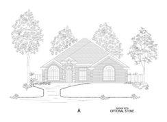 Waterford I FSW (w/Game) - The Villages At Charleston: Glenn Heights, Texas - First Texas Homes