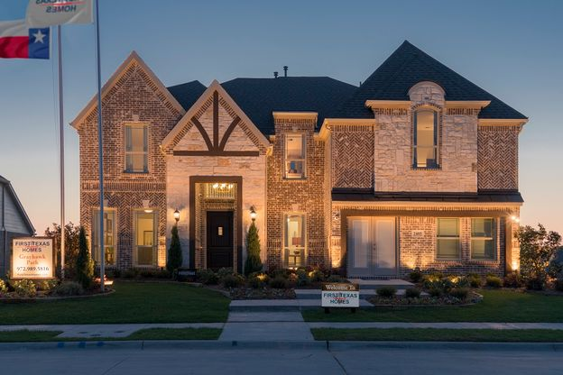 Grayhawk Park In Wylie, TX :: New Homes By First Texas Homes