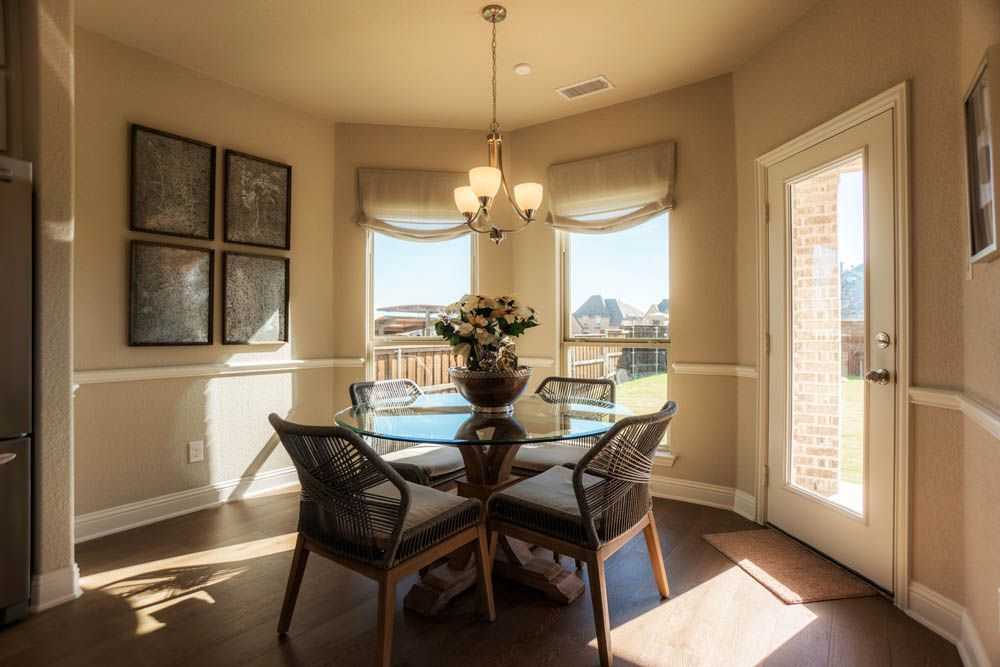 Inspiration In Saint Paul Tx By First Texas Homes