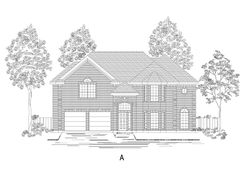 Brookfield I F - Garden Valley Meadows: Waxahachie, Texas - First Texas Homes