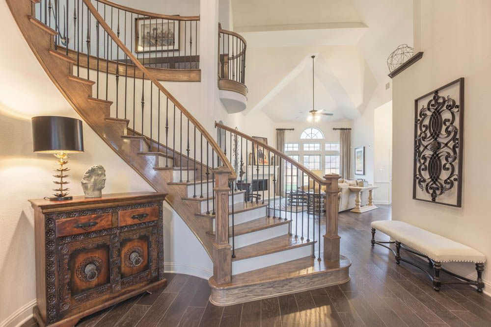 'Mira Lagos - La Jolla' by First Texas Homes-DFW in Dallas