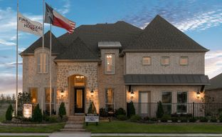 Sutton Fields by First Texas Homes in Dallas Texas